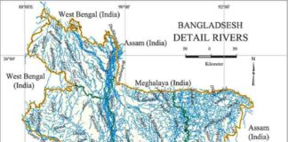River Network of Bangladesh