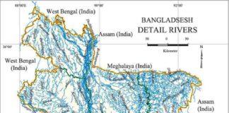 River Network of Bangladesh